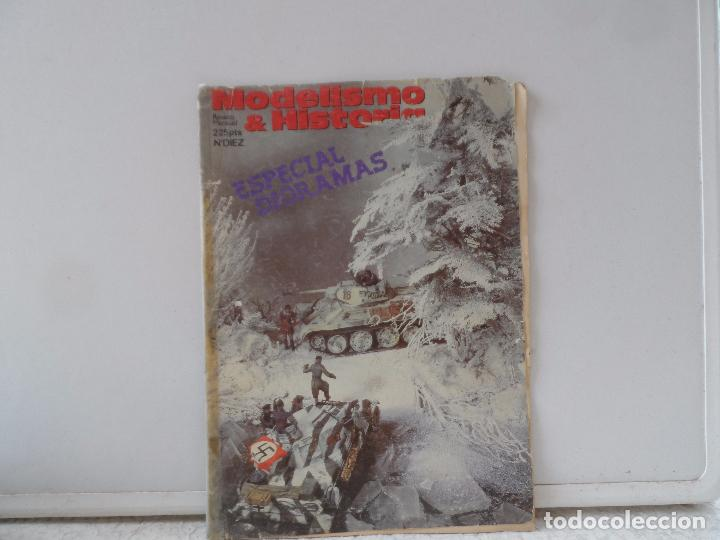 MODELISMO & HISTORIA Nº 10 (Juguetes - Modelismo y Radiocontrol - Revistas)
