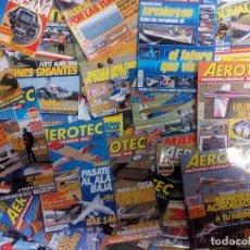 Hobbys: AEROTEC MODELISMO RC. LOTE DE 56 REVISTAS ENTRE Nº 56 Y 182. Lote 102410859