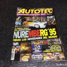 Hobbys: AUTOTEC MODELISMO RC Nº 10 - AUTO RADIO CONTROL. Lote 103727019