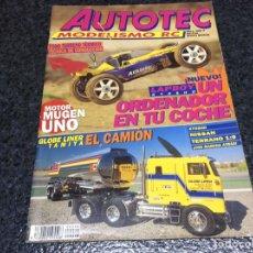 Hobbys: AUTOTEC MODELISMO RC Nº 8 - AUTO RADIO CONTROL. Lote 103727063