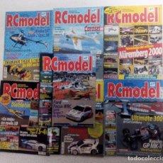 Hobbys: RC MODEL LOTE DE 7 REVISTAS DEL Nº 227 AL Nº 233 (AÑO 2000) VER FOTOS Y DESCRIPCIÓN. Lote 104055535