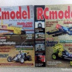 Hobbys: RC MODEL Nº246- 247 (2001) 2 REVISTAS DE RADIO CONTROL Y MODELISMO. Lote 104055995