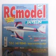 Hobbys: RC MODEL Nº 203 (1998) REVISTA DE RADIO CONTROL Y MODELISMO. Lote 104056443
