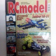 Hobbys: RC MODEL Nº 247 (2001) REVISTA DE RADIO CONTROL Y MODELISMO. Lote 104056739