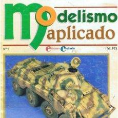 Hobbys: MODELISMO APLICADO Nº 1. Lote 104269711