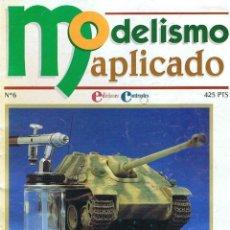 Hobbys: MODELISMO APLICADO Nº 6. Lote 104270891