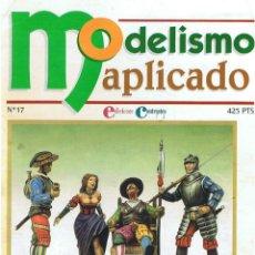 Hobbys: MODELISMO APLICADO Nº 17. Lote 104276107
