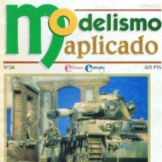 Hobbys: MODELISMO APLICADO Nº 26. Lote 104298323