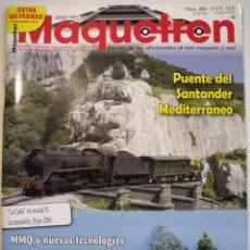 Hobbys: MAQUETREN Nº 286. Lote 104939879