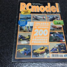 Hobbys: RC MODEL Nº 200 - ESPECIAL 200 PAGINAS , REVISTA DE MODELISMO - EDITADA - 1997. Lote 22760797