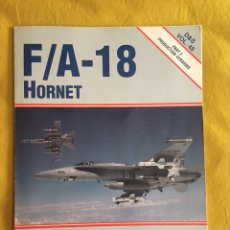 Hobbys: LIBRO F/A-18 HORNET DETAIL & SCALE D&S VOL.45 BERT KINZEY ( MAQUETA AVIÓN WALK AROUND )KALMBACH BOOK. Lote 105591879