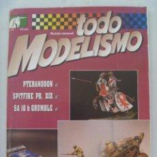 Hobbys: REVISTA TODO MODELISMO ... Nº 23. Lote 130847241
