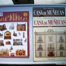 Hobbys: FASCICULO Nº 1 CASA DE MUÑECAS. Lote 107961923
