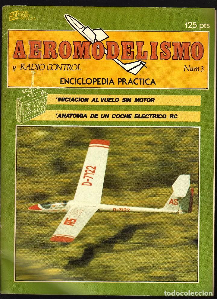 aeromodelismo y radio control nº 3 - iniciación - Comprar Revistas ...