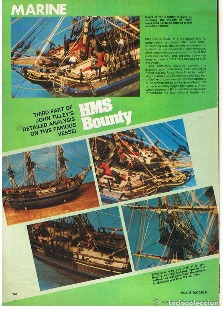 Hobbys: SCALE MODELS AÑO 1979 MARZO - Foto 4 - 109430699