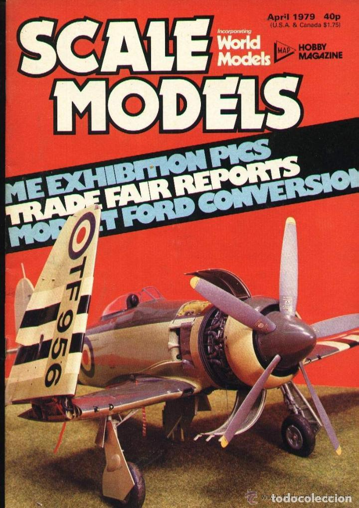 Hobbys: SCALE MODELS AÑO 1979 ABRIL - Foto 1 - 109431071