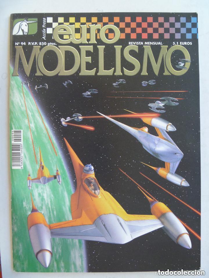 REVISTA EURO MODELISMO .... Nº 94. (Modelismo y Radiocontrol - Revistas)