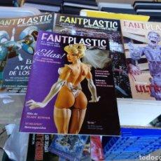 Hobbys: FANPLASTIC (REVISTA DE MODELISMO FANTÁSTICO) LOTE DE 4 N° (5-7-8-9). Lote 110789562