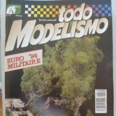 Hobbys: REVISTA TODO MODELISMO ... Nº 30. Lote 112044779