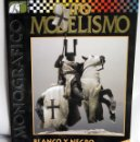 Hobbys: EURO MODELISMO MONOGRAFICO BLANCO Y NEGRO PASO A PASO AÑO 2001 EUROMODELISMO. Lote 112459579