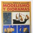 Hobbys: TECNICAS DE MODELISMO Y DIORAMAS FASCICULO NUMº 5 EDICIONES GENESIS AÑO 91. Lote 112571055