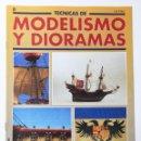 Hobbys: TECNICAS DE MODELISMO Y DIORAMAS FASCICULO NUMº 8 EDICIONES GENESIS AÑO 91. Lote 112571163