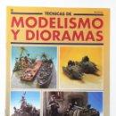 Hobbys: TECNICAS DE MODELISMO Y DIORAMAS FASCICULO NUMº 9 EDICIONES GENESIS AÑO 91. Lote 112571195