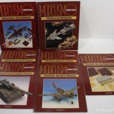 Hobbys: REVISTA MODELISMO PRACTICO. 7 REVISTAS.. Lote 112572979