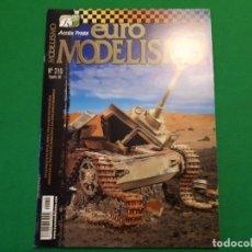Hobbys: EURO MODELISMO N#210 - ACCION PRESS – PRACTICAMENTE NUEVA. Lote 113167539