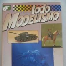 Hobbys: REVISTA TODO MODELISMO ... Nº 28. Lote 114749675