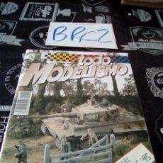 Hobbys: REVISTA TODO MODELISMO 40 ESPECIAL EURO MILITARES EUROMILITAIRE 95. Lote 114770800