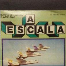 Hobbys: A ESCALA Nº 1. REVISTA DE HISTORIA Y MODELISMO. Lote 118809235