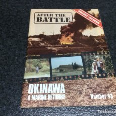Hobbys: AFTER THE BATTLE OKINAWA A MARINE RETURNS - MODELISMO. Lote 119325635
