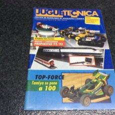 Hobbys: JUGUETECNICA Nº 38, AÑO 1992 - REVISTA DE MODELISMO, RC, MAQUETAS Y HOBBYS. Lote 119328535
