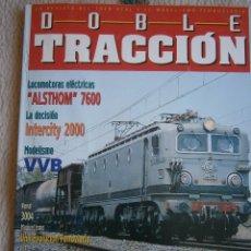 Hobbys: DOBLE TRACCIÓN, REVISTA 10, ABRIL - MAYO 1995.. Lote 120391903