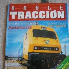 Hobbys: DOBLE TRACCIÓN, REVISTA 1, OCTUBRE - NOVIEMBRE 1993.. Lote 120392811
