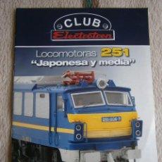 Hobbys: CLUB ELECTROTREN, Nº 34, VERANO 2007.. Lote 120399463