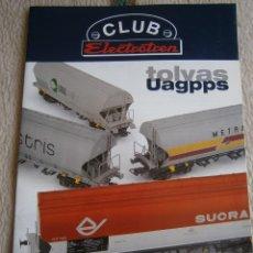 Hobbys: CLUB ELECTROTREN, Nº 48, INVIERNO 2010.. Lote 120400275