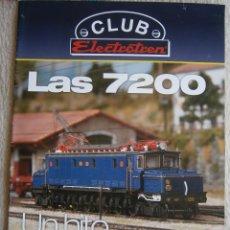 Hobbys: CLUB ELECTROTREN, Nº 54.. Lote 120402911