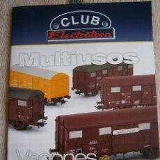 Hobbys: CLUB ELECTROTREN, Nº 55.. Lote 120403667