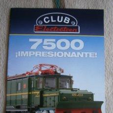 Hobbys: CLUB ELECTROTREN Nº 60. Lote 120406963
