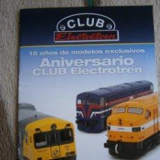 Hobbys: CLUB ELECTROTREN Nº 61.. Lote 120407579