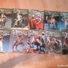 Hobbys: LOTE DE 19 REVISTAS EURO MODELISMO FIGURAS DE 2000 A 2004. Lote 123378831