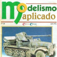 Hobbys: MODELISMO APLICADO Nº 28. Lote 127980871