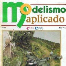 Hobbys: MODELISMO APLICADO Nº 41. Lote 127981011