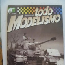 Hobbys: REVISTA TODO MODELISMO ... Nº 27. Lote 128284999