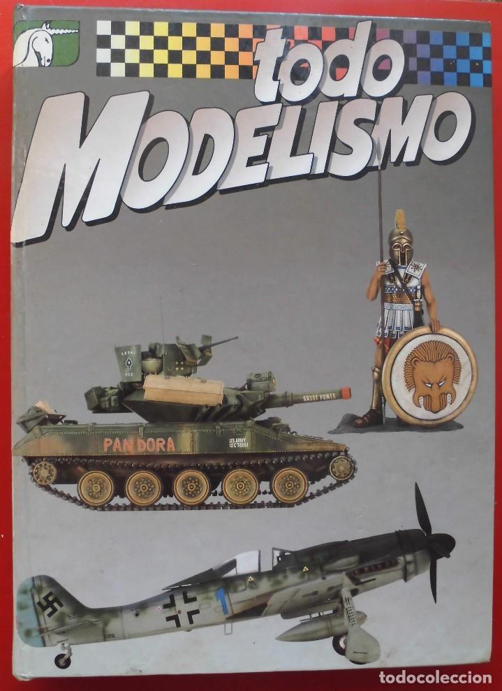 EUROMODELISMO NÚMEROS 1 AL 6 ENCUADERNADOS (Juguetes - Modelismo y Radiocontrol - Revistas)