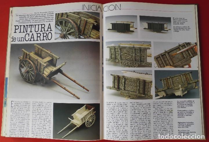 Hobbys: EUROMODELISMO NÚMEROS 1 AL 6 ENCUADERNADOS - Foto 2 - 129058899