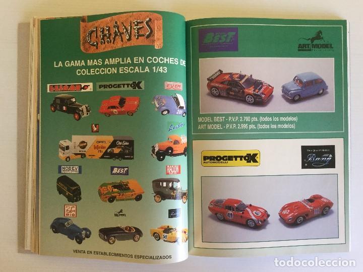 Hobbys: Colección espacial Mini Auto – 4º Volumen – Año 1996 - Foto 13 - 130190739
