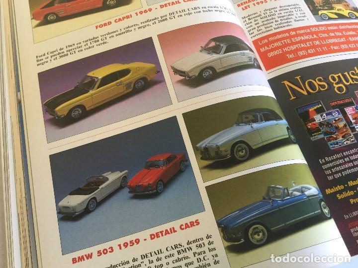 Hobbys: Colección espacial Mini Auto – 4º Volumen – Año 1996 - Foto 14 - 130190739